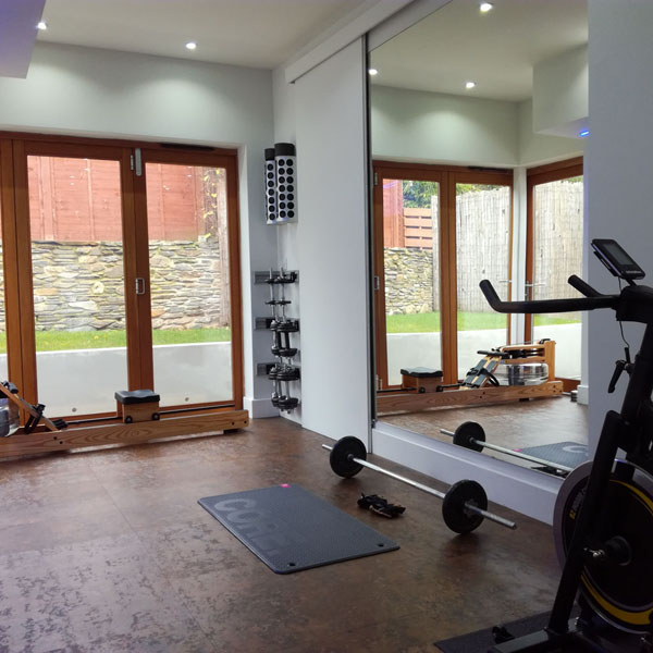 Private Indoor Fitness Studio