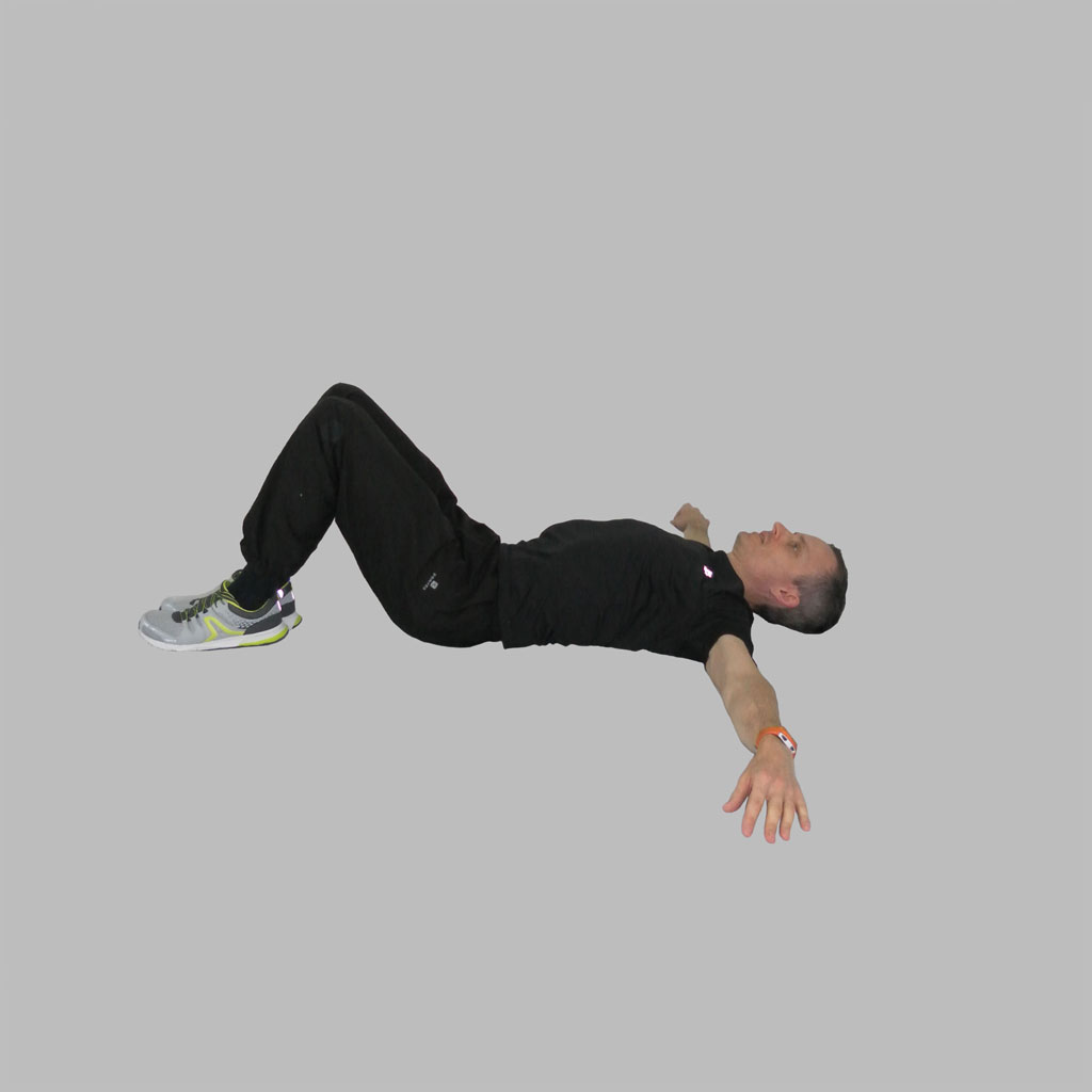 Spinal Twists Level 1