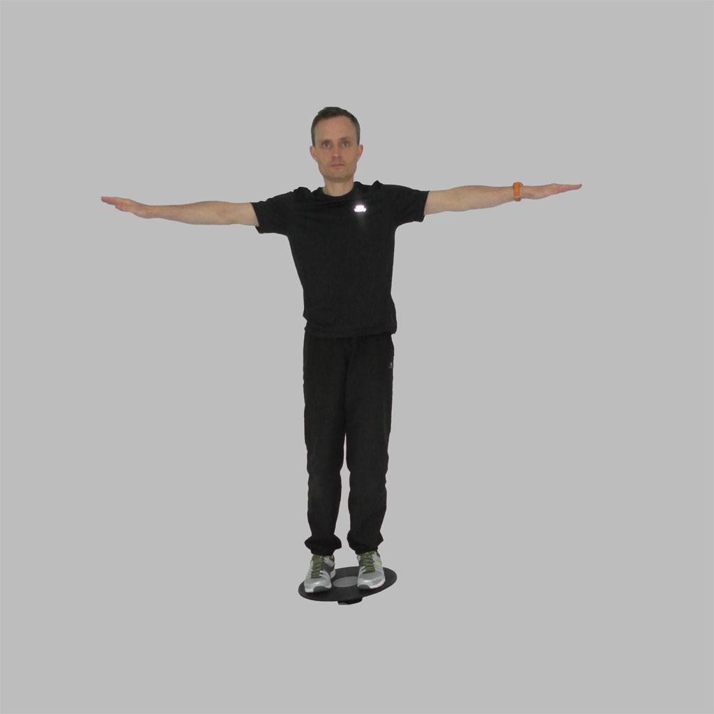 Wobble Board Core Balance