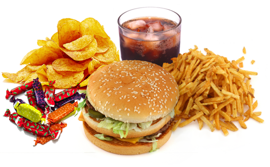 Image of Junk Food